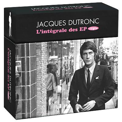 Jacques Dutronc Lintegrale Des 13 Cd формат 13 Audio Cd