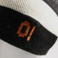 Шапка O! Stripe Charcoal/White/Orange 2010 г артикул 6043r.