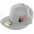Бейсболка The Hundreds Trouble New Era Grey 2009 г артикул 6196r.